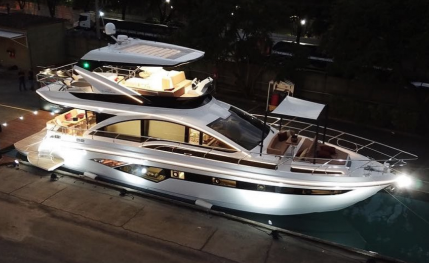 NautiCLASS participa de evento no estaleiro Intermarine Yachts