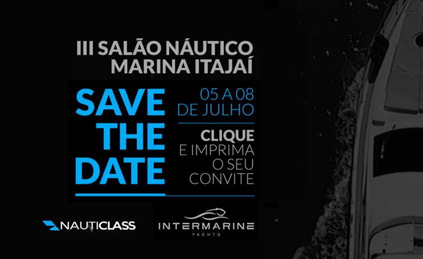 Intermarine no Salão Náutico Marina Itajaí 2018