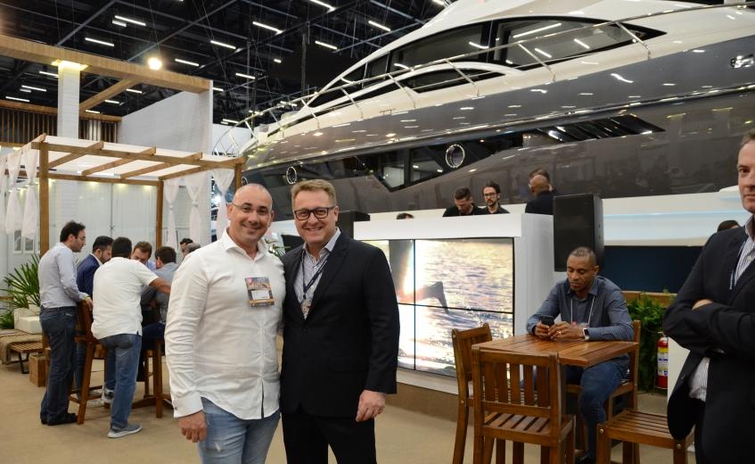 Fotos do São Paulo Boat Show 2018