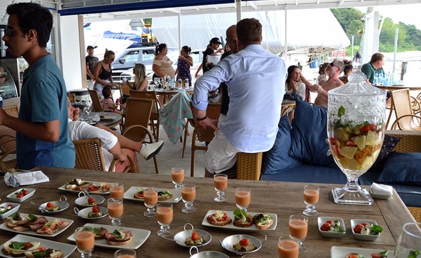 Abertura de Verão Marina Blue Fox 2019