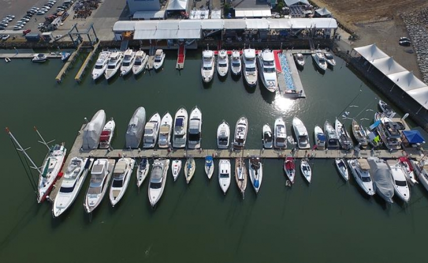 NautiClass apresenta linha Intermarine Yachts no Salão Náutico em Itajaí