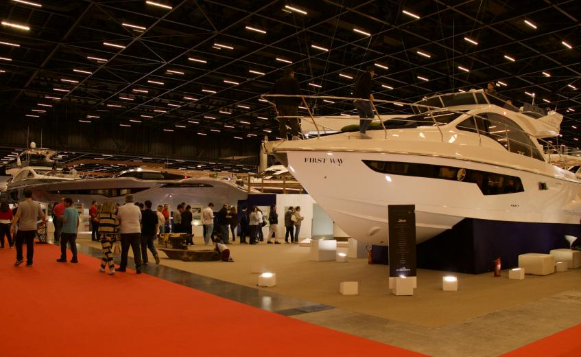 Confira as fotos do São Paulo Boat Show 2019