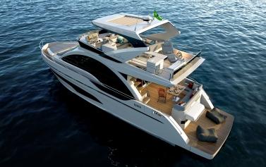 Conheça a nova Intermarine 56