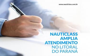 Nova unidade de atendimento NautiClass no Paraná