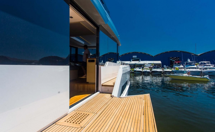 Okean, novo estaleiro brasileiro, foi lançado na 20ª edição do Rio Boat Show