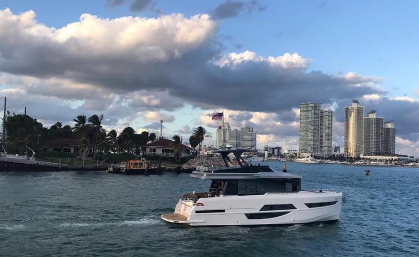 NautiCLASS no Fort Lauderdale International Boat Show 2017